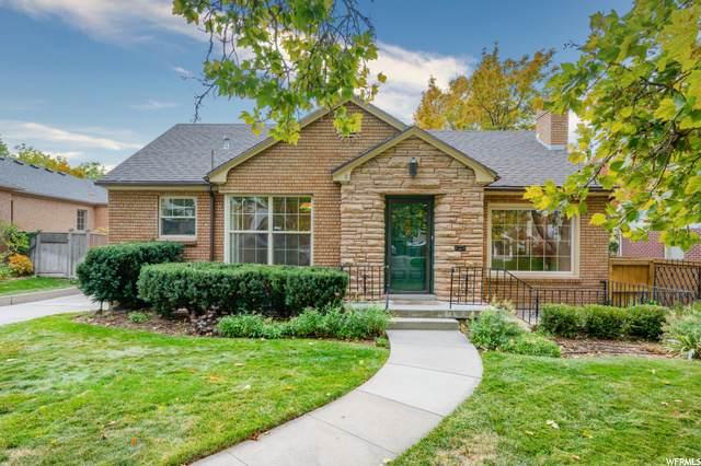 1986 E Michigan Ave, Salt Lake City, UT 84108 (MLS #1709888) :: Lawson Real Estate Team - Engel & Völkers