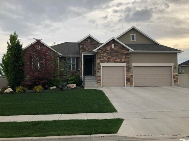 1564 Seabiscuit Dr, Kaysville, UT 84037 (#1709895) :: Red Sign Team