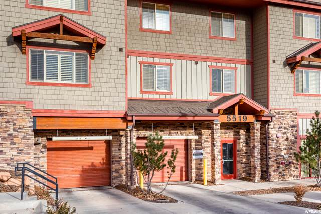 5519 N Lillehammer Ln #1309, Park City, UT 84098 (#1709908) :: Powder Mountain Realty