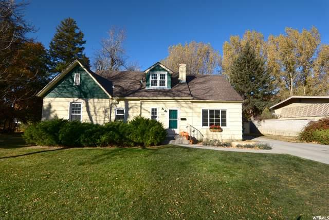 109 N 875 E, Logan, UT 84321 (#1709909) :: Gurr Real Estate