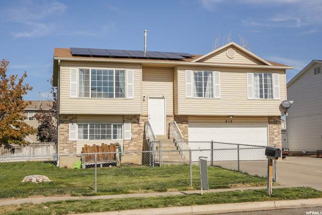 412 W 1850 S, Clearfield, UT 84015 (#1709920) :: Utah Best Real Estate Team   Century 21 Everest