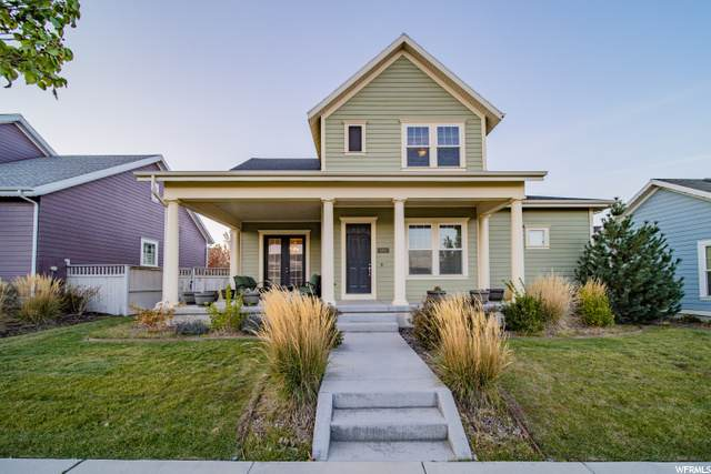 5188 W Bowstring Way, South Jordan, UT 84009 (#1709930) :: RE/MAX Equity