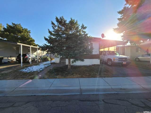 750 Tristram St, North Salt Lake, UT 84054 (#1709940) :: Belknap Team
