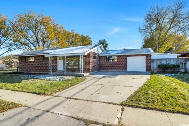 1507 W Goodwin Ave, Salt Lake City, UT 84116 (MLS #1709967) :: Lawson Real Estate Team - Engel & Völkers