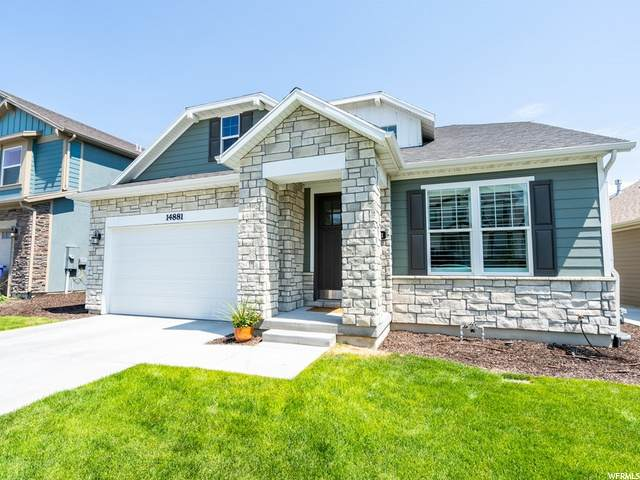 14881 S Mossley Bend Dr W, Herriman, UT 84096 (#1709996) :: The Fields Team