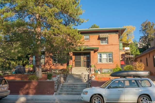 205 S Elizabeth St, Salt Lake City, UT 84102 (MLS #1710033) :: Lawson Real Estate Team - Engel & Völkers