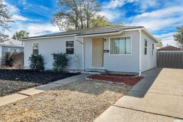 4217 W 5700 S, Kearns, UT 84118 (#1710034) :: Gurr Real Estate
