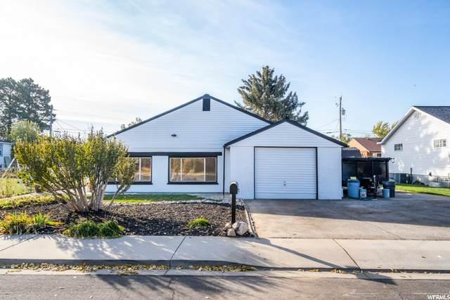 168 E 1020 N, Orem, UT 84058 (#1710036) :: Gurr Real Estate