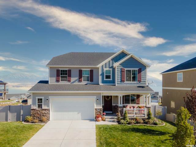 3812 S Deer Meadow Dr, Saratoga Springs, UT 84045 (#1710043) :: Powder Mountain Realty