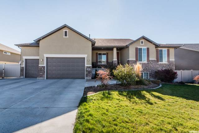 699 Mare Dr, Kaysville, UT 84037 (#1710046) :: Pearson & Associates Real Estate