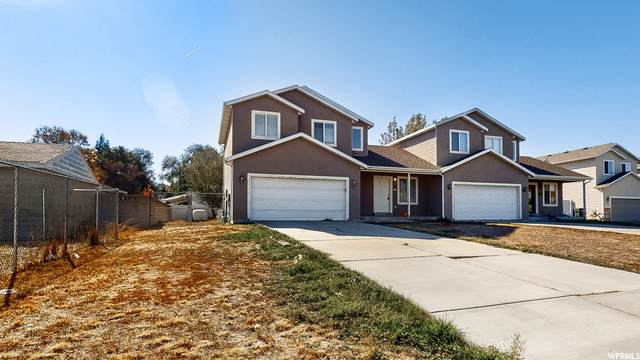 3217 W Meadow Leaf Ct, West Valley City, UT 84119 (#1710059) :: Colemere Realty Associates