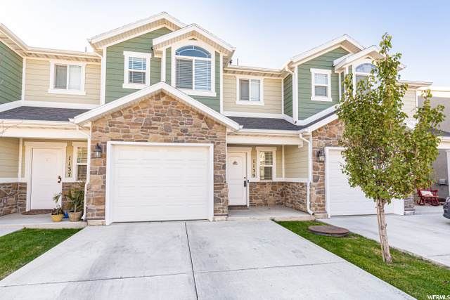 1139 W Excalibur Way, West Haven, UT 84401 (#1710065) :: Powder Mountain Realty