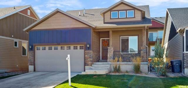 312 Bella Vida Dr, North Salt Lake, UT 84054 (#1710078) :: Belknap Team