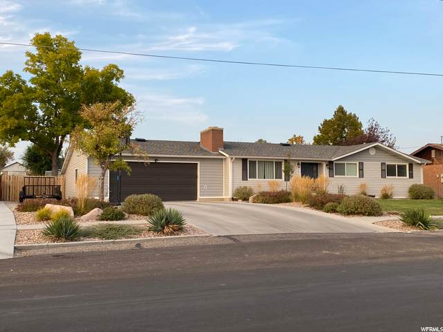 127 E 300 S, Gunnison, UT 84634 (#1710087) :: Berkshire Hathaway HomeServices Elite Real Estate