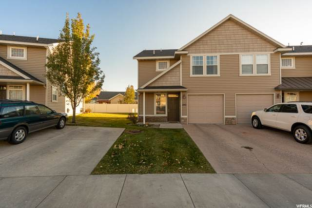 240 W Hidden Creek Dr, Providence, UT 84332 (#1710088) :: Red Sign Team