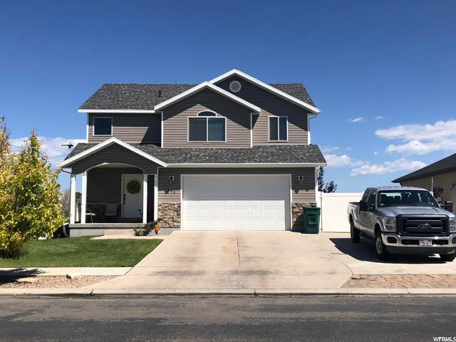 326 W 3775 S, Vernal, UT 84078 (#1710095) :: Livingstone Brokers