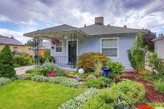 2750 S Mc Clelland St, Salt Lake City, UT 84106 (#1710109) :: Bustos Real Estate | Keller Williams Utah Realtors