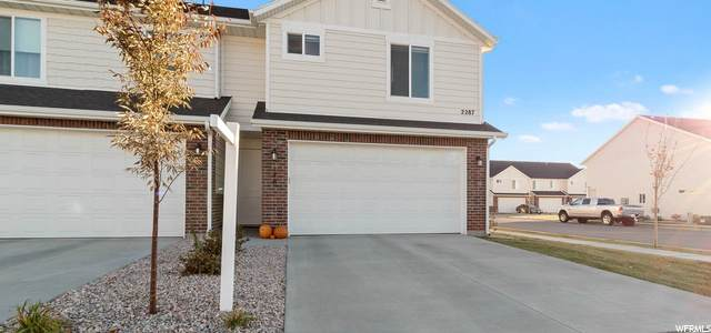 2287 W 2625 S, Ogden, UT 84401 (#1710111) :: Powder Mountain Realty
