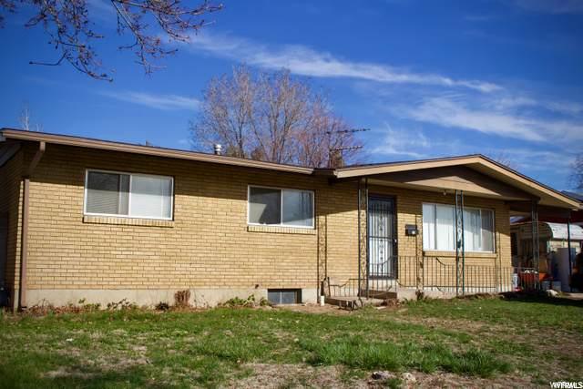 2244 N 175 W, Sunset, UT 84015 (#1710123) :: Gurr Real Estate
