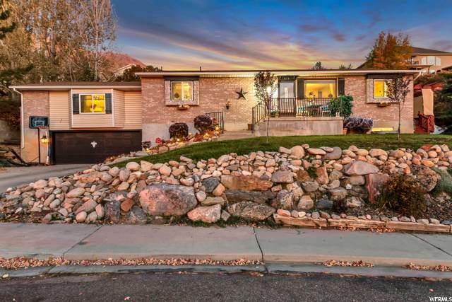915 S 1680 E, Pleasant Grove, UT 84062 (#1710130) :: Gurr Real Estate