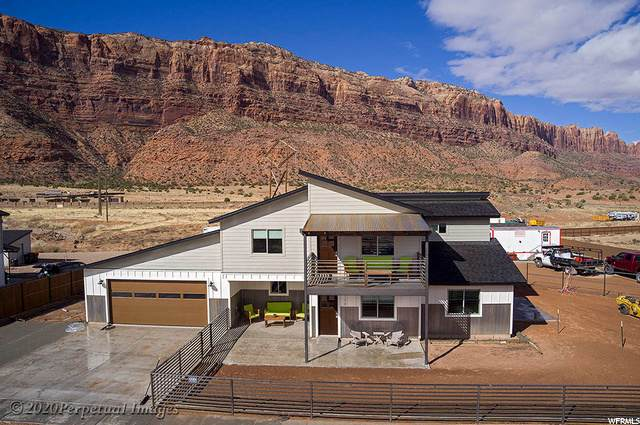 0 Tangren Ln 6C, Moab, UT 84532 (#1710134) :: Doxey Real Estate Group
