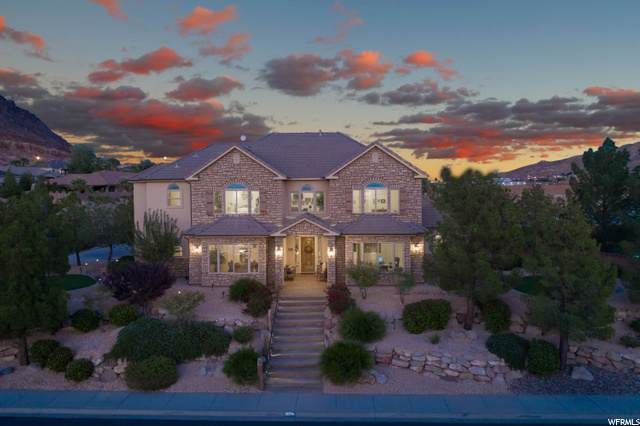 1427 S Seminole Way, Washington, UT 84780 (#1710147) :: Bustos Real Estate | Keller Williams Utah Realtors