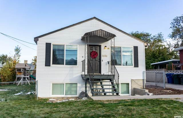 3939 S 6400 W, West Valley City, UT 84128 (#1710184) :: Gurr Real Estate