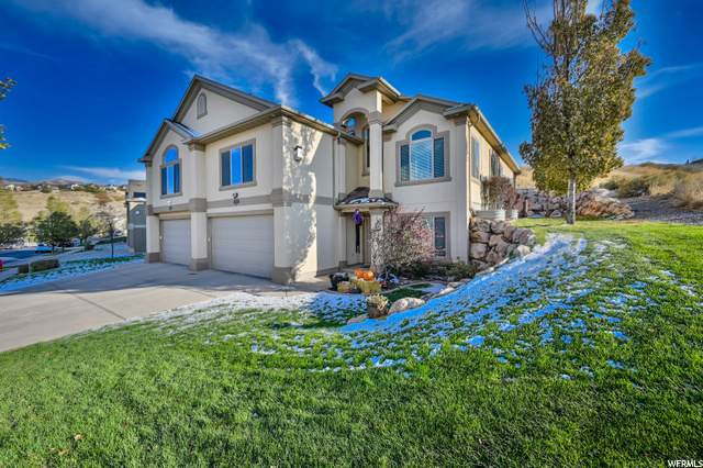 178 Edgecrest Ln, North Salt Lake, UT 84054 (#1710192) :: Belknap Team