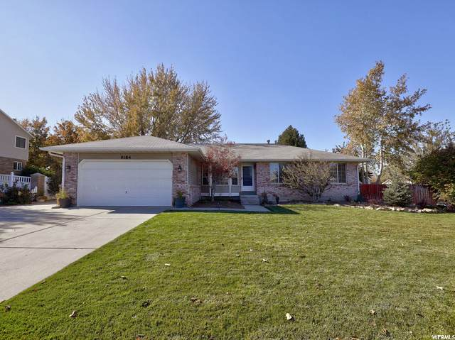 9184 S Shoshone Lake Dr S, West Jordan, UT 84088 (#1710218) :: Belknap Team