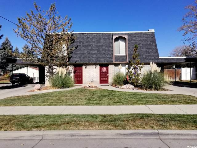 1351 E 4065 S, Salt Lake City, UT 84124 (#1710220) :: Gurr Real Estate