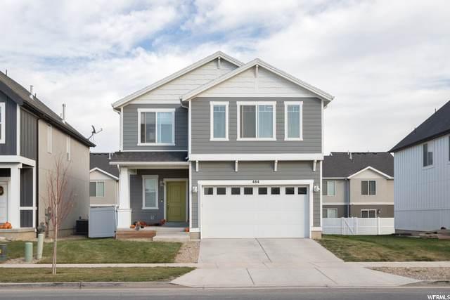 464 S Highpoint Dr, Saratoga Springs, UT 84045 (MLS #1710224) :: Lawson Real Estate Team - Engel & Völkers