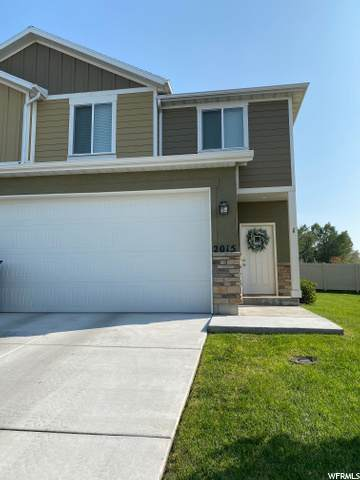 2015 Carson Ave #1, Ogden, UT 84401 (#1710243) :: Powder Mountain Realty