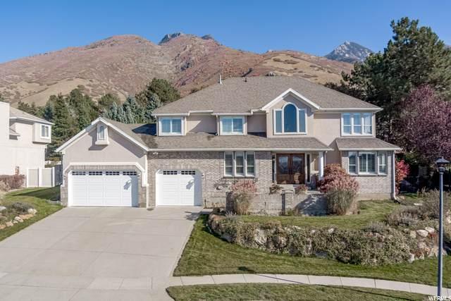8373 S 3375 E, Cottonwood Heights, UT 84121 (#1710244) :: Powder Mountain Realty