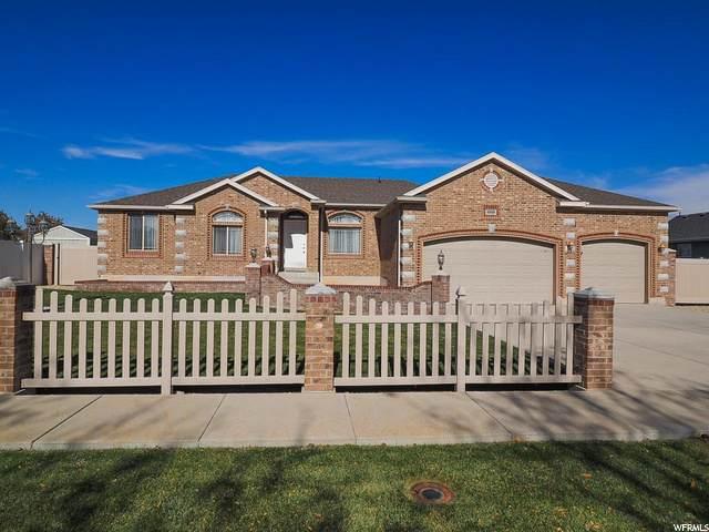 4868 W Cherry Laurel Ln, West Jordan, UT 84081 (#1710252) :: Powder Mountain Realty