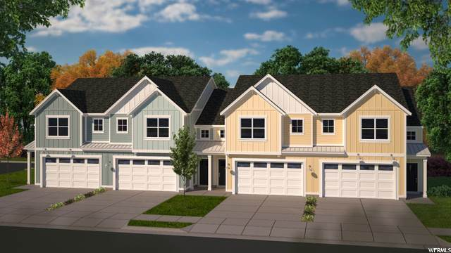 4512 W 3925 S #20, West Haven, UT 84401 (#1710257) :: Powder Mountain Realty