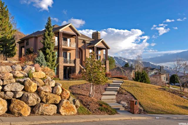 3608 E Crest Mount Cir, Holladay, UT 84121 (#1710262) :: Doxey Real Estate Group