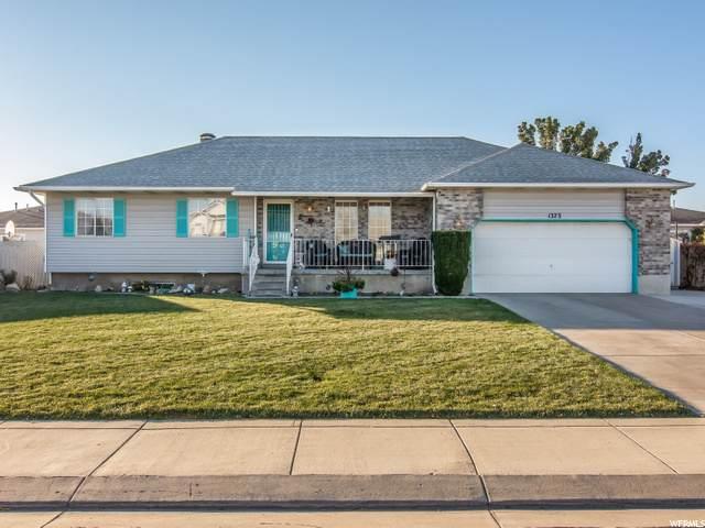 1373 W Quail Rd, Riverton, UT 84065 (#1710280) :: Bustos Real Estate | Keller Williams Utah Realtors