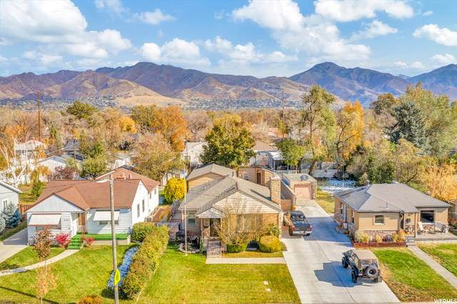 2147 S 1700 E, Salt Lake City, UT 84106 (#1710295) :: Powder Mountain Realty
