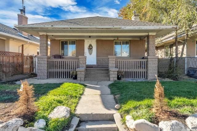 258 S 1100 W, Salt Lake City, UT 84104 (#1710315) :: Powder Mountain Realty