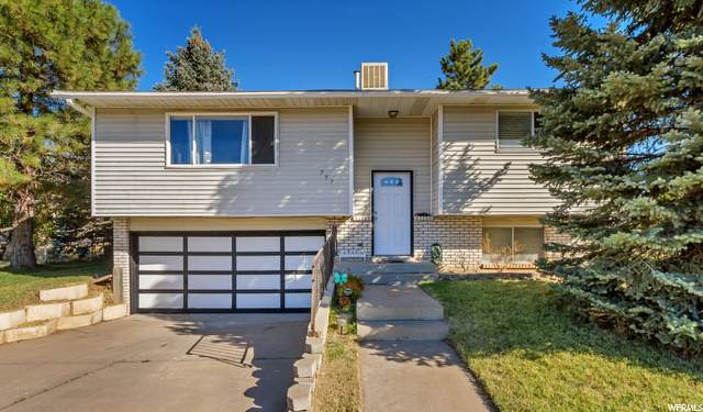 757 W 725 N, Clearfield, UT 84015 (#1710330) :: The Fields Team