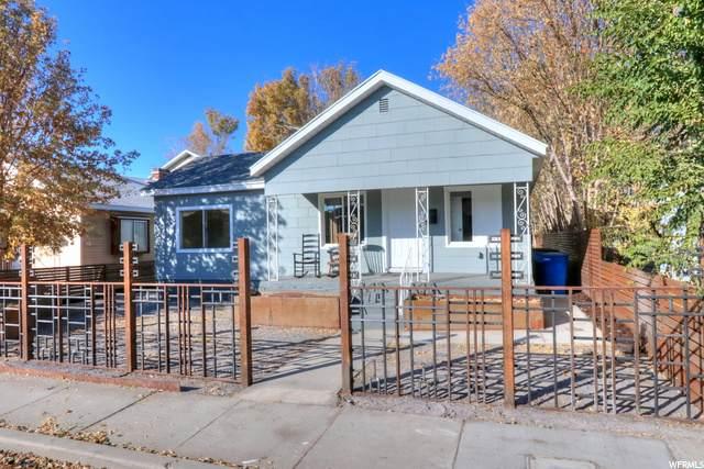 367 E Blaine Ave., Salt Lake City, UT 84115 (#1710334) :: Livingstone Brokers
