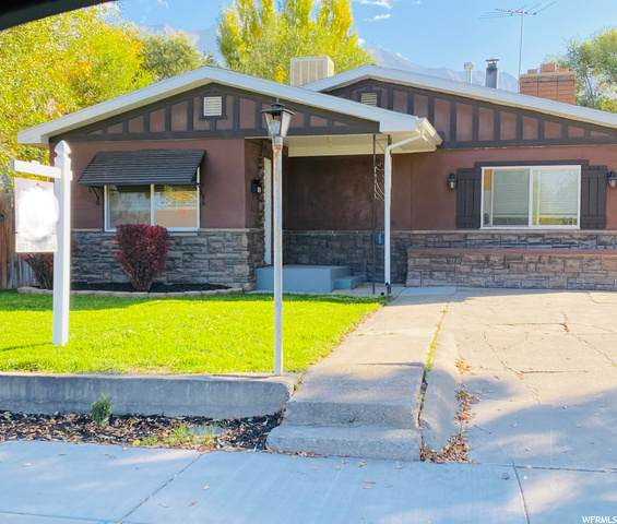 920 N 100 E, Pleasant Grove, UT 84062 (#1710342) :: Gurr Real Estate