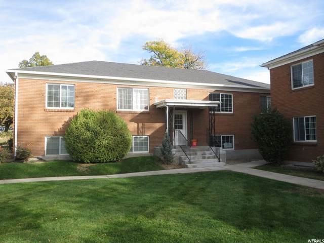 818 E 300 S Apt 33, Salt Lake City, UT 84102 (#1710343) :: Exit Realty Success