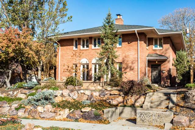 1467 E Yale Ave, Salt Lake City, UT 84105 (#1710356) :: Livingstone Brokers
