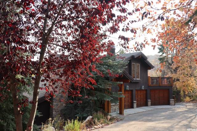 3348 Buckboard Dr, Park City, UT 84098 (MLS #1710370) :: High Country Properties