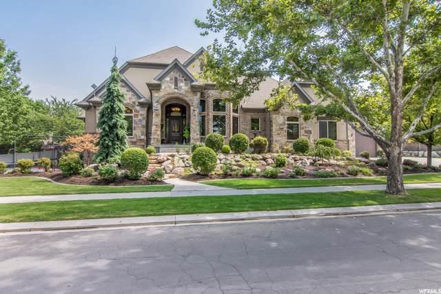 13579 S Ivy Manor Ln E, Draper, UT 84020 (#1710373) :: Livingstone Brokers