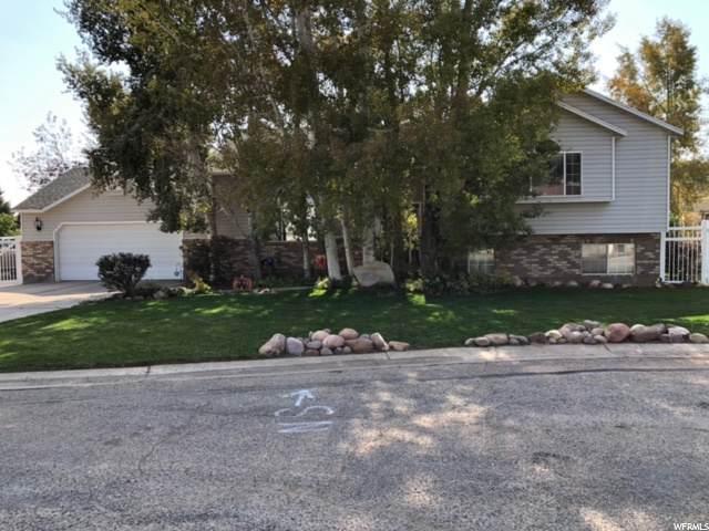 1021 W 240 S, Roosevelt, UT 84066 (#1710375) :: Bustos Real Estate | Keller Williams Utah Realtors