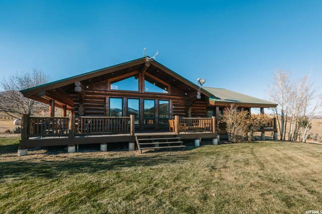 370 Fox Run Rd #4, Wanship, UT 84017 (MLS #1710379) :: High Country Properties