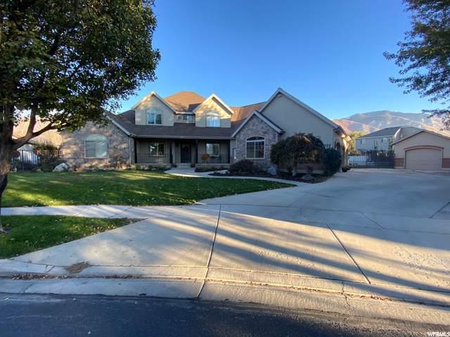 1654 E 1670 S, Spanish Fork, UT 84660 (MLS #1710388) :: Jeremy Back Real Estate Team