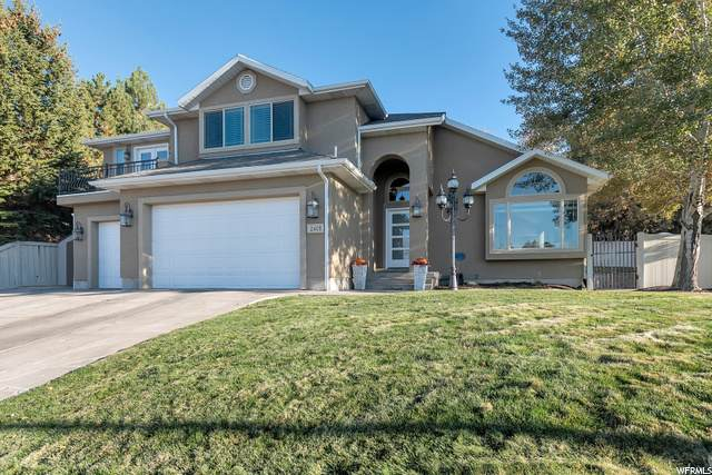2405 E Oak Crest Cir, Spanish Fork, UT 84660 (#1710394) :: Livingstone Brokers